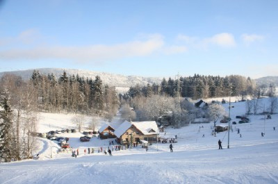 Ski Resort Radvanice